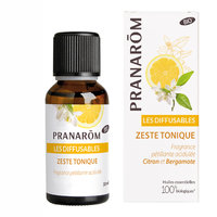Aromamischung Zeste Tonique / Zitruskraft Bio 30ml