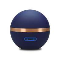 Diffuser Midnight Blue- Blau/ Kupfer,  Ultraschall