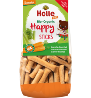 Bio-Happy Sticks Karotte-Fenchel 100 g